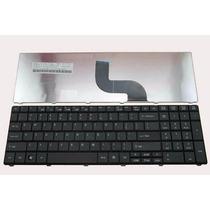 Teclado Para Acer Aspire E1-571g Pk130dq1a00 Nsk-aub1d Br Ç