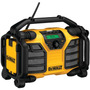 Dewalt Dcr015 12-volt/20-volt Worksite Carregador Radio