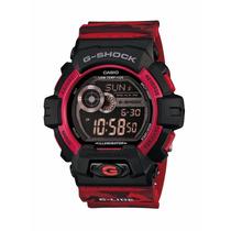 Relógio Casio Masculino G-shock Gls 8900cm 4dr Camuflado