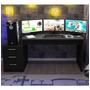 Mesa Para Computador Desk Game Drx 6000 Siena Móveis Cd