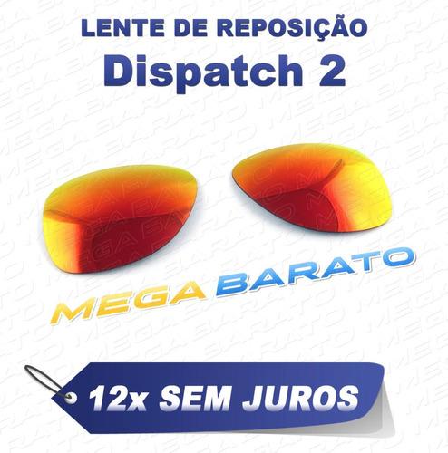 48350745fdfbb Lente Para Oculos Oakley Dispatch « Heritage Malta