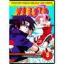 Dvd Naruto Volume 08 - O Sharingan Revivido
