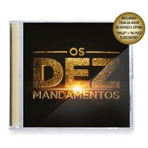 Cd Os Dez Mandamentos [trilha Sonora Instrumental Oficial]