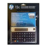Calculadora Financeira Hp 12c Gold Original 1 Ano Garan+ Nf