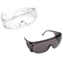 Oculos Segurança Para Sobrepor Oculos De Grau.