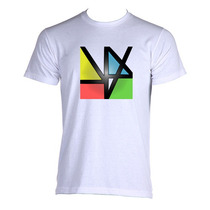 Camiseta Adulto New Order Rock Anos 80 Manchester Synthpop 5