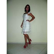 Vestido Romântico/ Trash The Dress/civil / Casamento