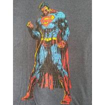 Camisa Superman - Importada - Tamanho Grande - Original