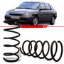 Par Molas Dianteira Ford Escort Zetec Hatch Sedan Gl Glx Rs