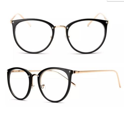c1ce468dc Oculos Feminino P/ Armação De Grau Vintage Barato Importado