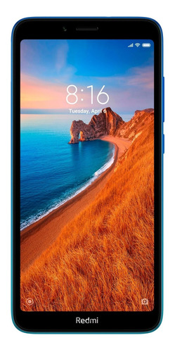 Xiaomi Redmi 7a (12 Mpx) Dual Sim 32 Gb Gem Blue 2 Gb Ram