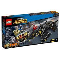 Lego Super Heroes - Batman: Crocodilo Combate Nos Esgotos -