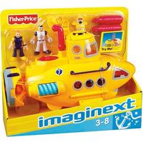 Imaginext Aventura Submarino - Fisher Price