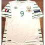 Camisa Irlanda Euro 2016 Vs. Bélgica Completa