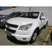 Chevrolet S10 2.4 Lt 4x2 Cd 8v Flex 4p Manual 2012/2013