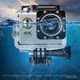 Action Cam Go Sports Pro Ful Hd 1080p 4k Wifi Pronta Entrega