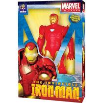 Boneco Marvel Homem De Ferro (iron Man) Gigante 55 Cm - Mimo