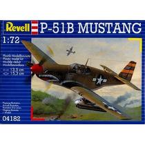 Revell-avião P-51b Mustang
