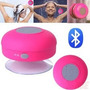 Caixa De Som Waterproof Shower Speaker Bluetooth