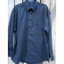 Camisa Social Masculina Importada Peached Twill Tamanho G