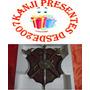 Enfeite De Parede Medieval Machado Espada Escudo Brasão
