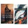 Livro Os Filhos De Húrin + O Silmarillion - J R R Tolkien