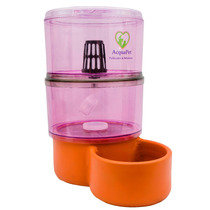 Bebedouro Para Animais Cachorros Gatos - 8 Litros - Filtro