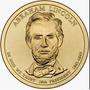 Estados Unidos 1 Dólar 2010 P Abraham Lincoln Presidente Fc