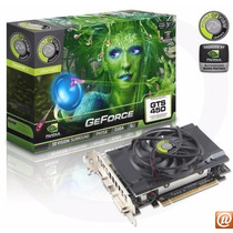 Placa De Video Point Of View Geforce Gts450 1gb Ddr3