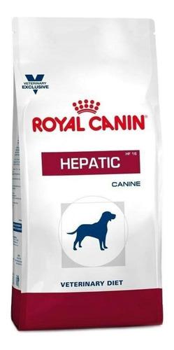 Ração Royal Canin Hepatic Veterinary Diet Canine Cachorro Adulto Mix 10kg