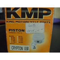 Pistão Yamaha Crypton Kmp 0,50mm