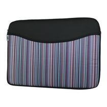 Capa Stillo Com Bolso Para Notebook 15.6 Listrado