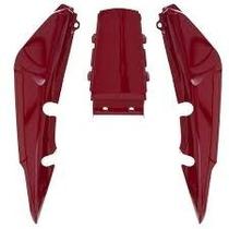 Rabeta Completa Titan 150 Sport Vermelho Sportive