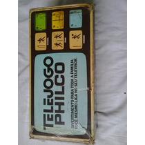 Tele Jogo Philco - Video Game - Game Antigo