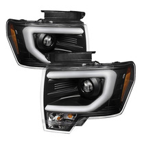 Tuning Imports Par Farol Projector Barra Led Ford F150 08/13