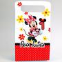 35 Sacolinhas Personalizadas (caixinhas Surpresa) Minnie