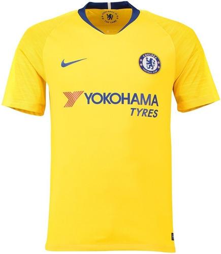 Camisa Chelsea Uniforme 2 2018 2019 Frete Grátis. R  120 4ed4bfd275b5d