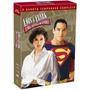 Box Dvd Louis E Clark 4ª Temporada As Novas Aventuras