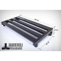 Pedalboard Quideroli 60x30x8