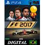F1 2017 Formula 1 Ps4 | Português - Ps4 1 - Em Promoção