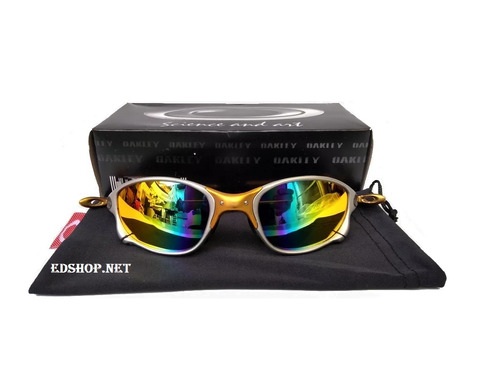 3279570c3a22b Oculos Double Xx 24k Lentes Arco-iris + Certificado. R  120