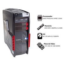 Pc Gamer Goldentec Ggl Pentium 8gb 1tb Dvd Gtx1050oc