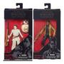 Rey, Bb8 E Finn Jakku, Star Wars, Black Series, 6 , Original