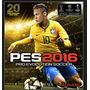 Pes 2016 Jogos Ps3 Codigo Psn Jogos Portugues Do Brasil 8gb