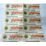 Div - Bilhete Loteria 1992 Modelo - Congresso De Numismática