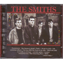 The Smiths - Cd Original Novo Lacrado Raro Fora De Catálogo.