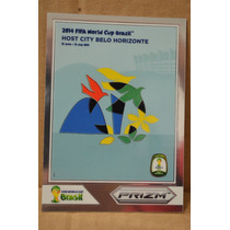 Cards Prizm Base Host City- Belo Horizonte