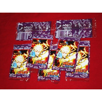 Lote 100 Card Game Naruto : Jogo Cartas Cards Anime Rpg