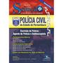 Apostila Polícia Civil Pe - Escrivão Agente Datiloscopista