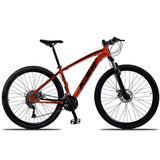 Bicicleta Ksw Xlt 29 Câmbios Shimano 24v Freio Hidráulico